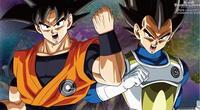 ¿Cómo se verían Goku y Vegeta de ancianos?