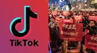 TikTok se retirará en los próximos días de Hong Kong
