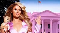 Paris Hilton anuncia postulación a la presidencia de EEUU