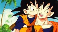 Goten sería la reencarnación de Goku según esta teoría.