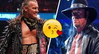 Jericho admite haber besado al Undertaker noticias de wwe