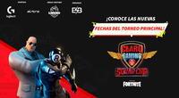 El mejor escuadrón de Fortnite de la competencia será acreedor de grandes premios. | Fuente: Claro Gaming.