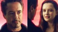 ¿Morgan Stark volvería al MCU? Katherine Langford revela interesantes detalles sobre su personaje.