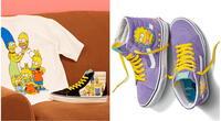 'Vans' anuncia increíble colección de zapatillas y ropa inspirada en Los Simpsons.