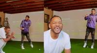 ¡Para no creer! Will Smith pierde algunos dientes gracias a Jason Derulo (VIDEO)