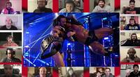 WWE volvéra a tener público en vivo: Fans virtuales para Summerslam