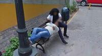 Google Maps Street View ayuda a un peruano a descubrir el romance de su esposa