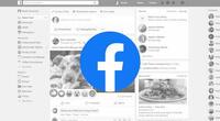 Facebook le pondrá fin a la interfaz clásica de su red social que acompañó a sus usuarios por más de 5 años consecutivos.   Fuente: Composición.