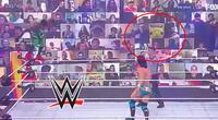 WWE: Pikachu se infiltró en los fans de Summerslam en vivo y se viraliza