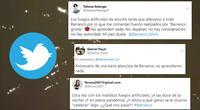 'Barranco' se vuelve tendencia en Twitter por la explosión de fuegos artificiales
