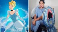 Disney crea colección de disfraces para personas que usan silla de ruedas