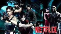 Resident Evil llega a Netflix