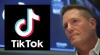 Kevin Mayer decidió renunciar a su puesto como CEO de la división estadounidense de TikTok en medio de la presión que la gestión Trump ejerce sobre ella para su venta. | Fuente: Reuters.