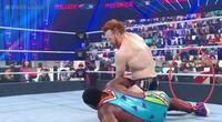 WWE Payback : La camiseta de Perú estuvo presente en el show de lucha