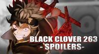 Black Clover 263: Se acerca la muerte de Yami y William