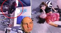 Aterradora caída de Matt Hardy, en lucha extrema, donde su cabeza chocó al piso