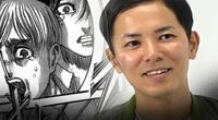 Shingeki no Kyojin: Autor da muerte a querido personaje en su cumpleaños