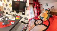 Cadena hotelera japonesa ofrece habitaciones con temática de Pokémon