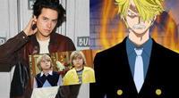 ¿De Zack y Cody  a One Piece? Fans hacen campaña para que Cole Sprouse sea Sanji