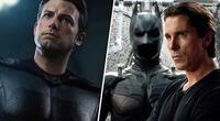 Fans eligen al mejor Batman de la historia del cine ¿Christian Bale o Ben Affleck?