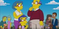 Los Simpson: La insólita razón por la que los padres de Milhouse tienen un gran parecido