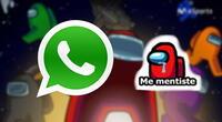 Así puedes obtener paquete completo de stickers de Among Us para Whatsapp