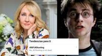 #RIPJKRowling: Conoce el motivo por el que usuarios 'mataron' a la autora de Harry Potter