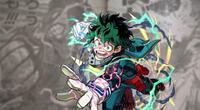 My Hero Academia 284 : Spoilers confirman que Deku rompe su brazo contra Shigaraki