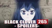 Black Clover 265: Se revela el secreto que Secre guardó por mucho tiempo