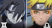 Descubre qué personaje de Naruto eres según tu signo zodiacal