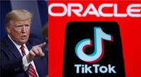 Donald Trump vuelve a contradecirse y afirma que si Oracle Corporation no toma control total de la app en Estados Unidos, no aceptará el trato con ByteDance. | Fuente: Reuters.