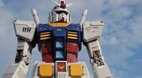 El Gundam Factory de Yokohama, Japón, ya ha iniciado la fase de pruebas de su proyecto más ambicioso. | Fuente: Gundam Factory.