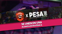 PESA y LPPES anuncian una alianza estratégica para llevar la escena peruana de esports al siguiente nivel. | Fuente: PESA.
