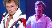 Demandan a Disney - Pixar por usar imagen de Evel Knievel en Toy Story 4 sin permiso de los familiares