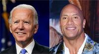 El actor notificó públicamente su apoyo a la candidatura del demócrata Joe Biden. | Fuente: Getty Images.