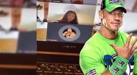 WWE: Estudiante entra a clases virtuales usando música de luchadores y así reacciona su maestro