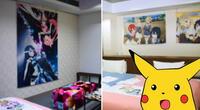 El paraíso para otakus: Inauguran un hotel con temática anime en Japón.
