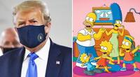 ¿Es cierto de que Los Simpson predijeron que la muerte de Donald Trump será 2020?