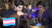 Hogwarts Legacy tendría personajes trans por polémica con J.K. Rowling