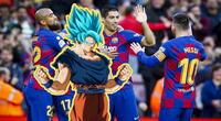 Dragon Ball : Ex jugador del Barcelona se cambió el nombre y ahora se llama Goku