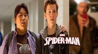 Spider-man: El mejor amigo de Peter Parker, Ned, luce irreconocible en nuevas fotos