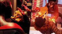Spider-Cat, el gatito de Spider-Man que lucha contra el crimen y todos aman (VIDEO)