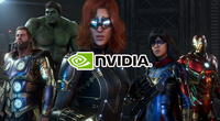 Marvel's Avengers y Wolfenstein Youngblood ya tienen actualizaciones de NVIDIA DLSS