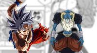 Dragon Ball Super 65 : Filtraciones revelan la transformación más poderosa de Moro ¿el fin de Goku?