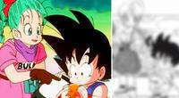 Dragon Ball: Así eran los diseños originales de Bulma y Goku.