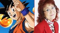 Masako Nozawa, seiyuu de Goku por más de 30 años.