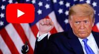 Un video subido a YouTube en el que se menciona a Donald Trump como el ganador de las elecciones presidenciales de Estados Unidos ha generado controversia./Fuente: Reuters.