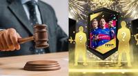 Un juez holandés ha respaldado la decisión de la NGA y prohibe el sistema de cajas de botín de FIFA 21 en el país./Fuente: Composición.