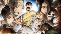 Shingeki no Kyojin: Fans eligen los mejores capítulos del manga