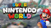 Super Nintendo World, el parque de diversiones inspirado en las franquicias de la Gran N, ya está casi terminado y nuevas fotografías lo demuestran./Fuente: Composición.